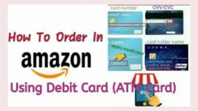 How To Order In Amazon Using Debit Card in 2020 All Steps