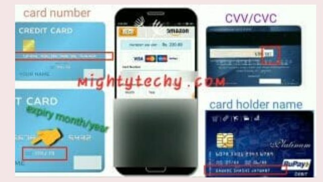 online payment with debit card mightytechy.com