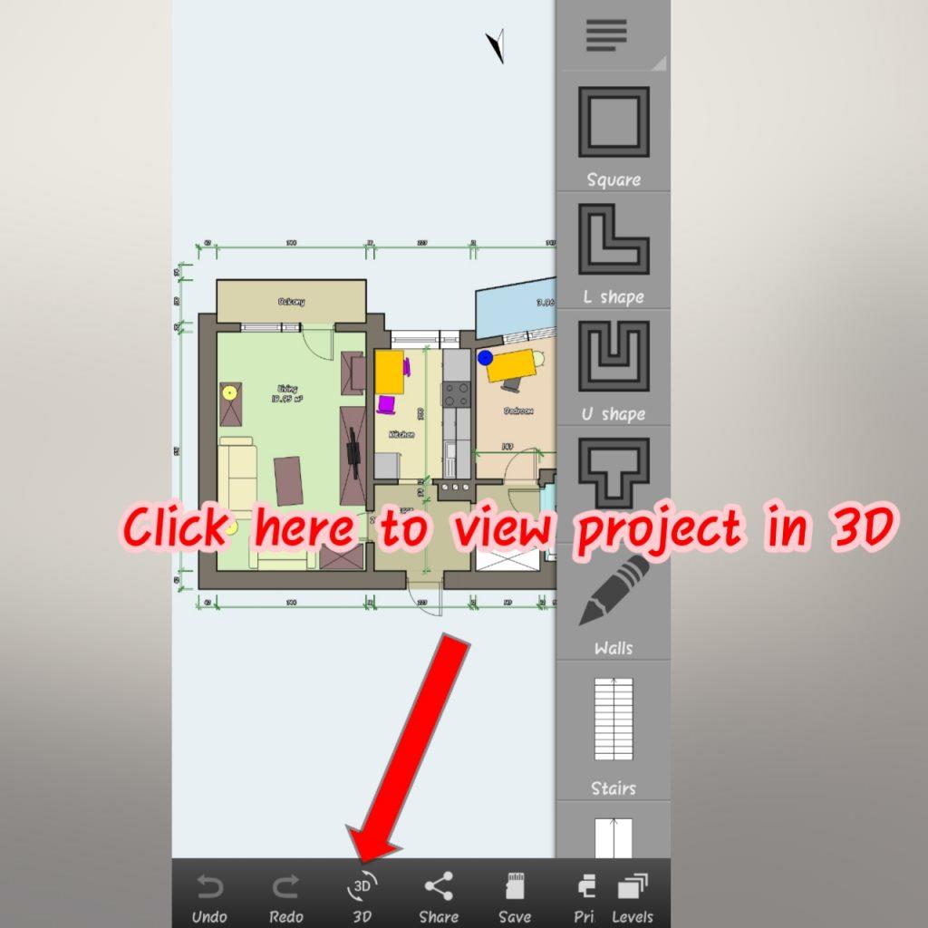 best home creating app in 3d