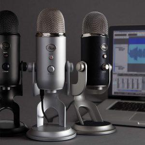 best mic in 2020 blue yeti microphone