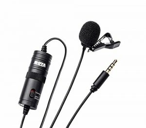 best budget mic for you tubers Boya M1
