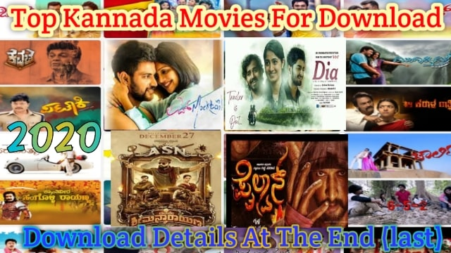 Must Watch New Kannada Movies Online 2020 Top 10