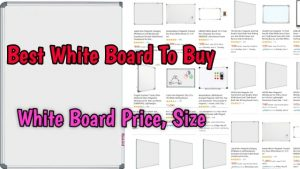 Best White Board With Price Sizes To Buy In Amazon In 2020